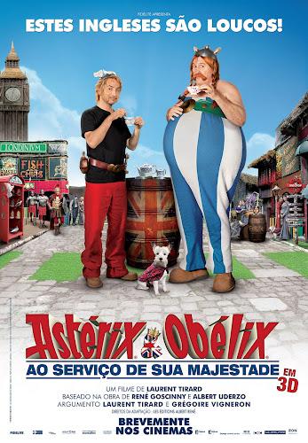 c07130812f Download Asterix e Obelix   A Serviço de Sua Majestade Dublado