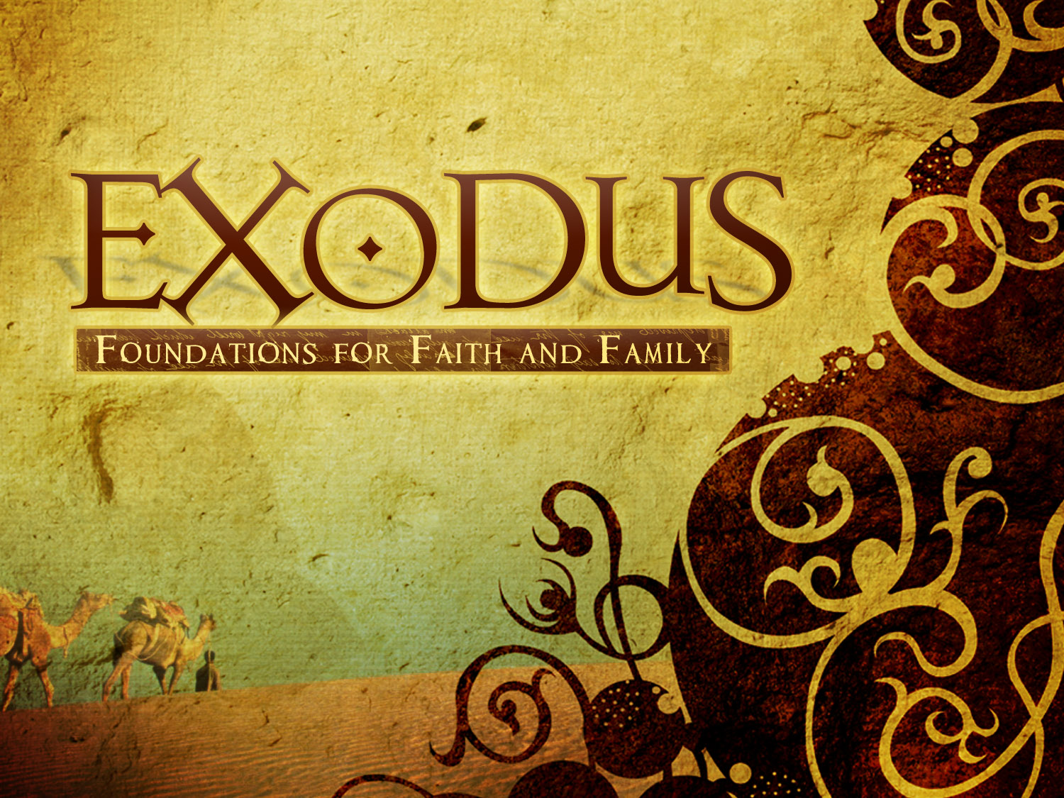 exodus 31 21 moses and the burning bush So what does the burning bush represent 21-23) ransomed, to the the text of exodus doesn't say the bush spoke to moses.