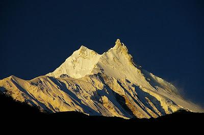 Mansiri Himal Range, Nepal, Himalayas