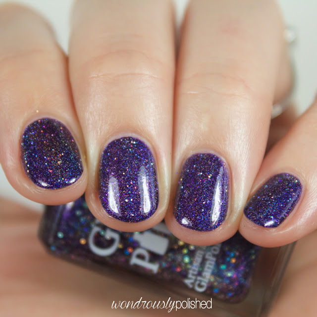 glam polish darkly dreaming