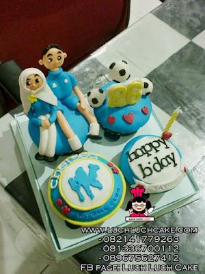 Cupcake Chelsea Daerah Surabaya - Sidoarjo