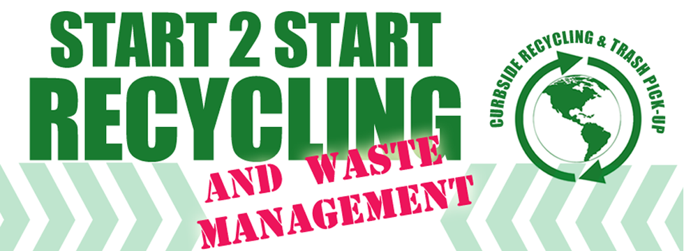 Start 2 Start Recycling & Waste Management