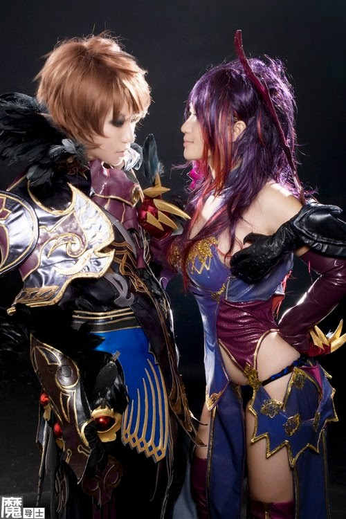 mei wai sexy aion cosplay 03