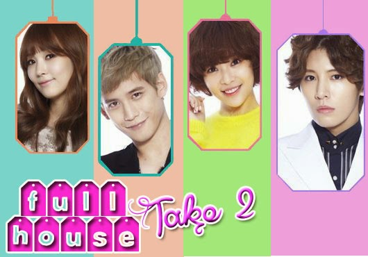 Sinopsis Lengkap Full House Take 2 (Episode 1-16) Tamat