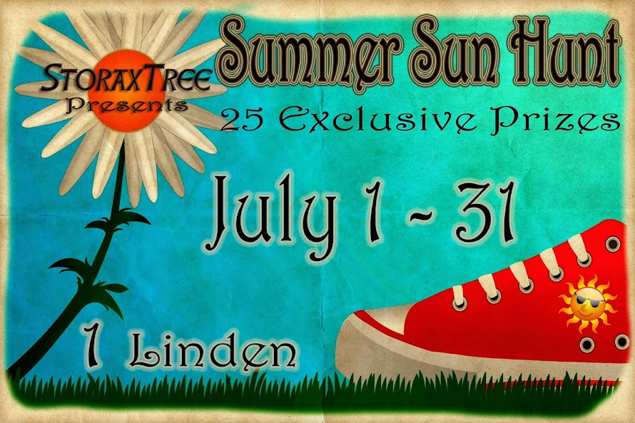 StoraxTree Summer Sun Hunt