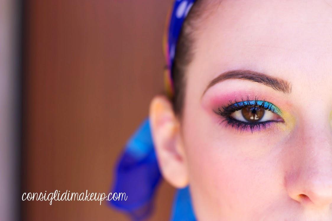 make up trucco pupa viva carioca