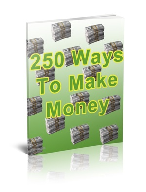 Easy Ways To Make Money Part Time - Make part time money