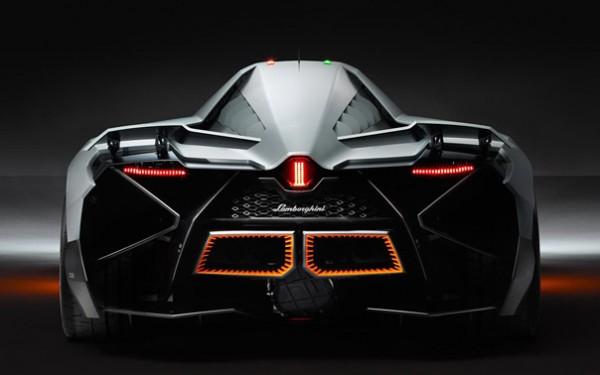 Araba Modelleri Lamborghini Egoista Concept Cok Guzel