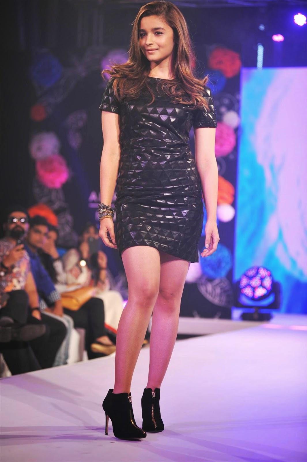 Alia Bhatt Unveiled The 'Alia Bhatt for Jabong' Collection
