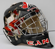 Still, the position is a concern for Hockey Canada moving forward and it . (canada goalie mask )