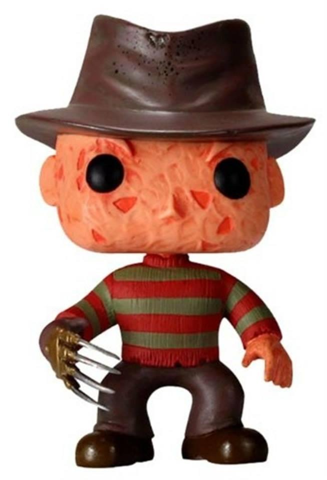 Toy Art Terror Toy Art Freddy Krueger Da Funko Pop
