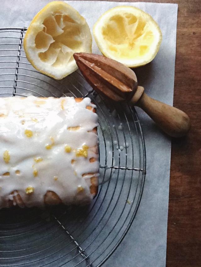 lemon tea bread | une gamine dans la cuisine