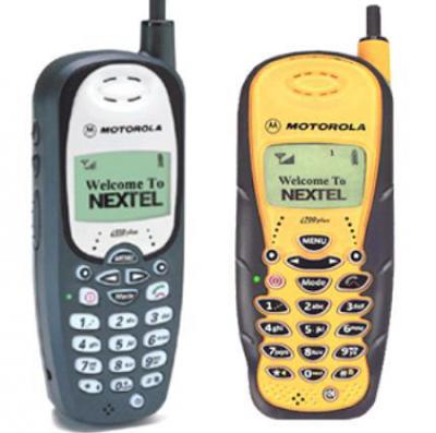 Najružniji mobilni telefoni ikada Motorola-Nextel-i500