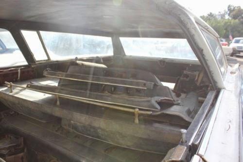 1964 lincoln continental 1962 continental coachbuilt station wagon. Black Bedroom Furniture Sets. Home Design Ideas