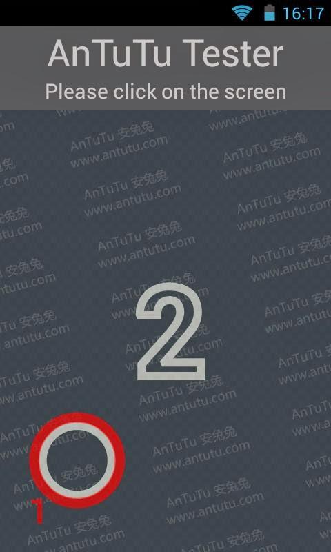 SKK Mobile Glimpse 3G 2-point touch