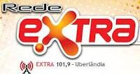 ouvir a Rádio Extra FM 101,9 ao vivo e online Uberlândia