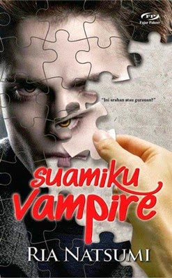 NOVEL 1 : SUAMIKU VAMPIRE