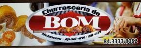 EXPERIMENTE COMER NA NOVA CHURRASCARIA DO BOM EM MELANCIAS!