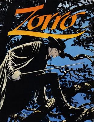 Classic Comic Covers - Page 3 Zorro