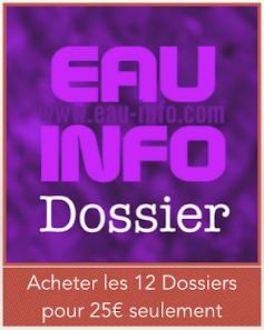 Acheter EAU: DOSSIER