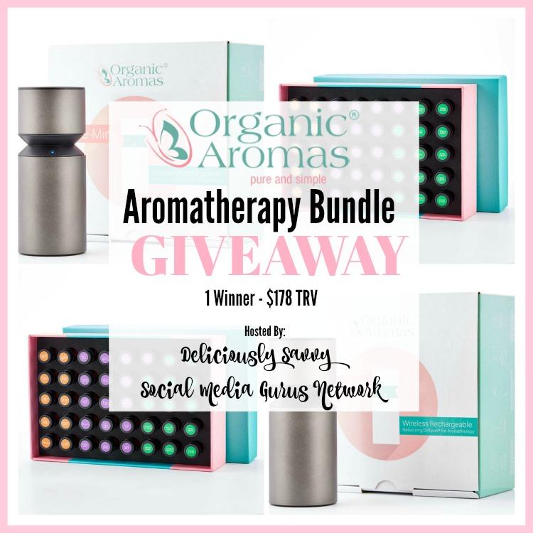 Organic Aroma's Aromatherapy