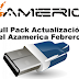 Full Pack Actualización Para el Azamerica Febrero 2014