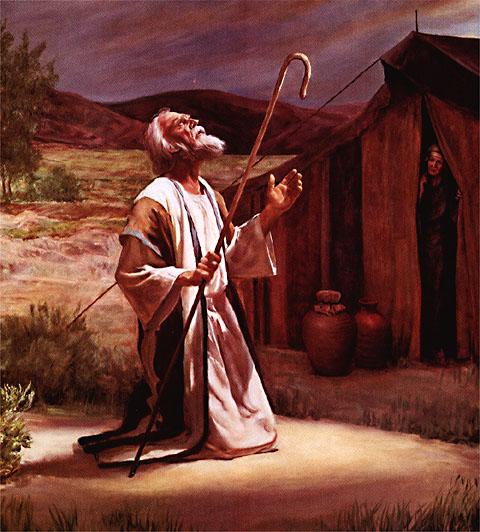 Resultado de imagen para GÉNESIS 15, 5-12. 17-18