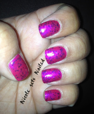 Pink Jelly Sandwich Glitter
