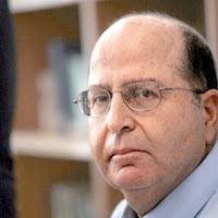 Minister of Defense Moshe Ya'alon