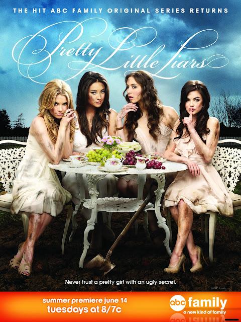 Ác Mộng Ẩn Mình Phần 3Pretty Little Liars Season 3