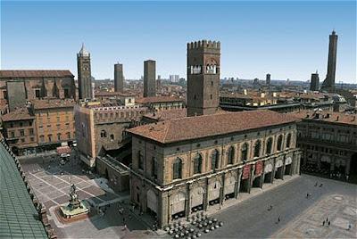 Plaza Mayor de Bolonia - que visitar
