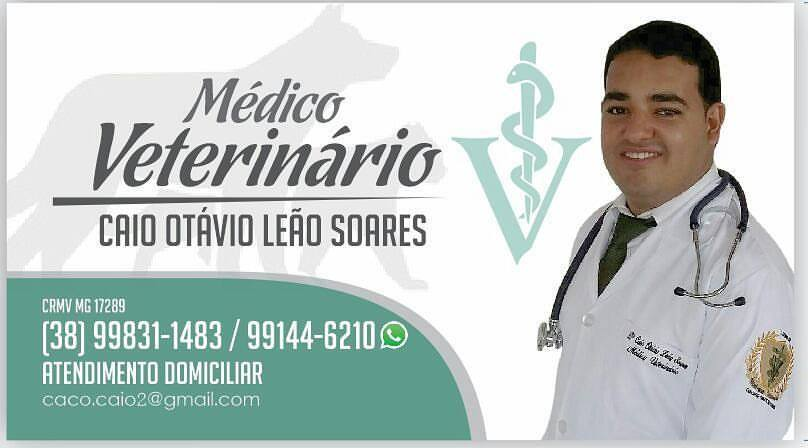 Veterinário Caio