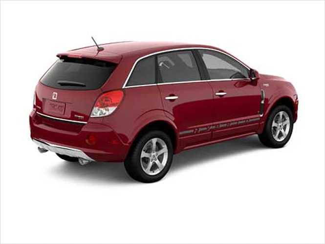 Front View Of 2013 Saturn Vue Green Line Cool Car Colors With Attractive Etc