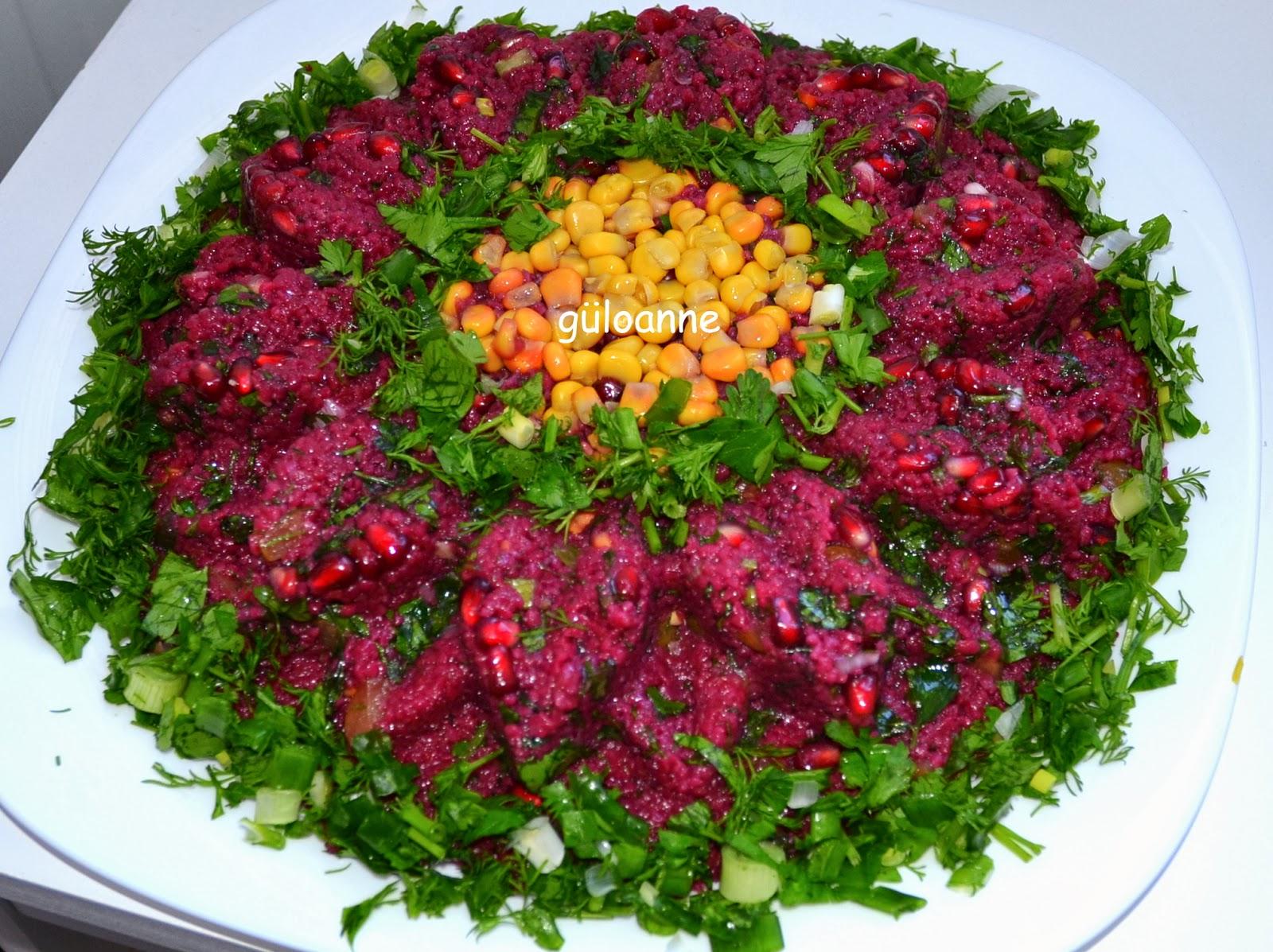 Bulgur Salatası Videosu