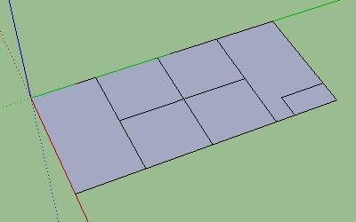Cara Membuat Lantai dan Dinding pada Google SketchUp-3