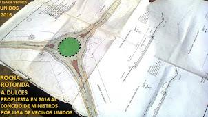 ROTONDA DE AGUAS DULCES TRABAJOS PASO A PASO