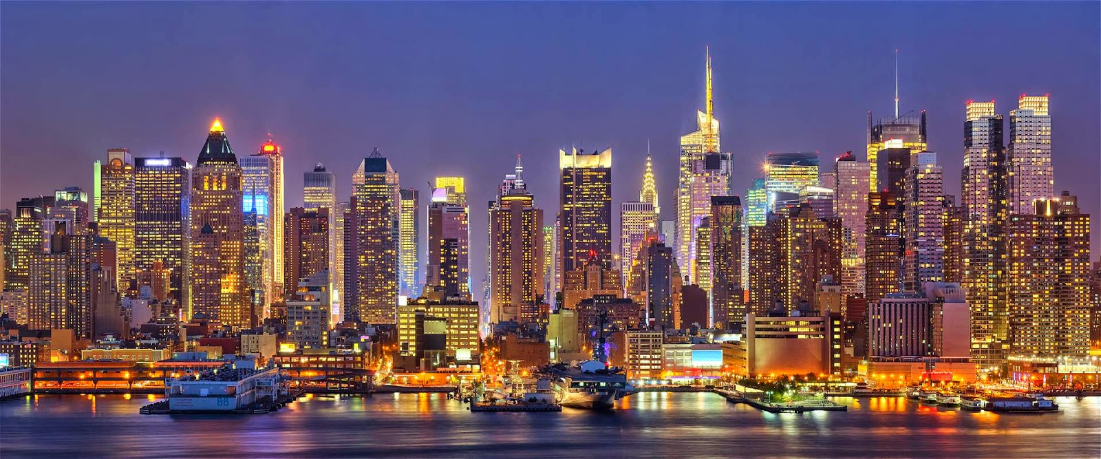 Minar travels india holiday packages golden triangle for Attractions new york city
