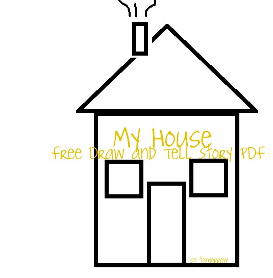 Draw My House My Home Drawing Contest 15081 Pictures
