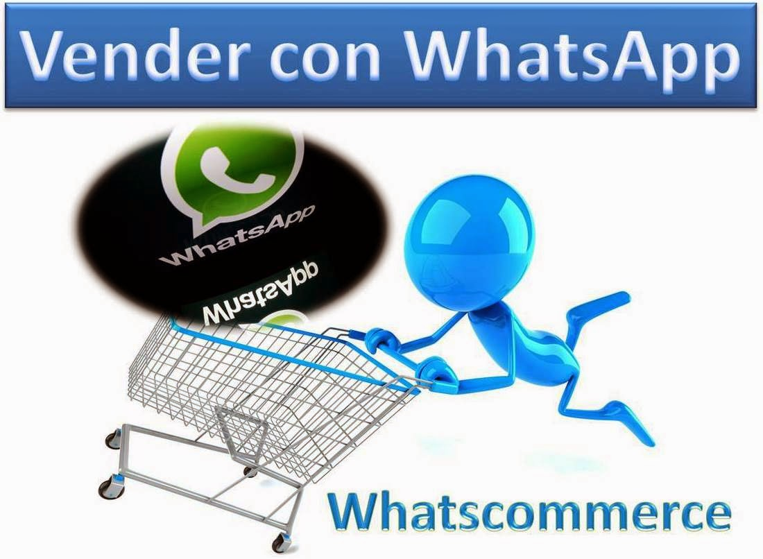 Vender con WhatsApp, Whatscommerce