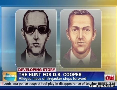 D.B Cooper
