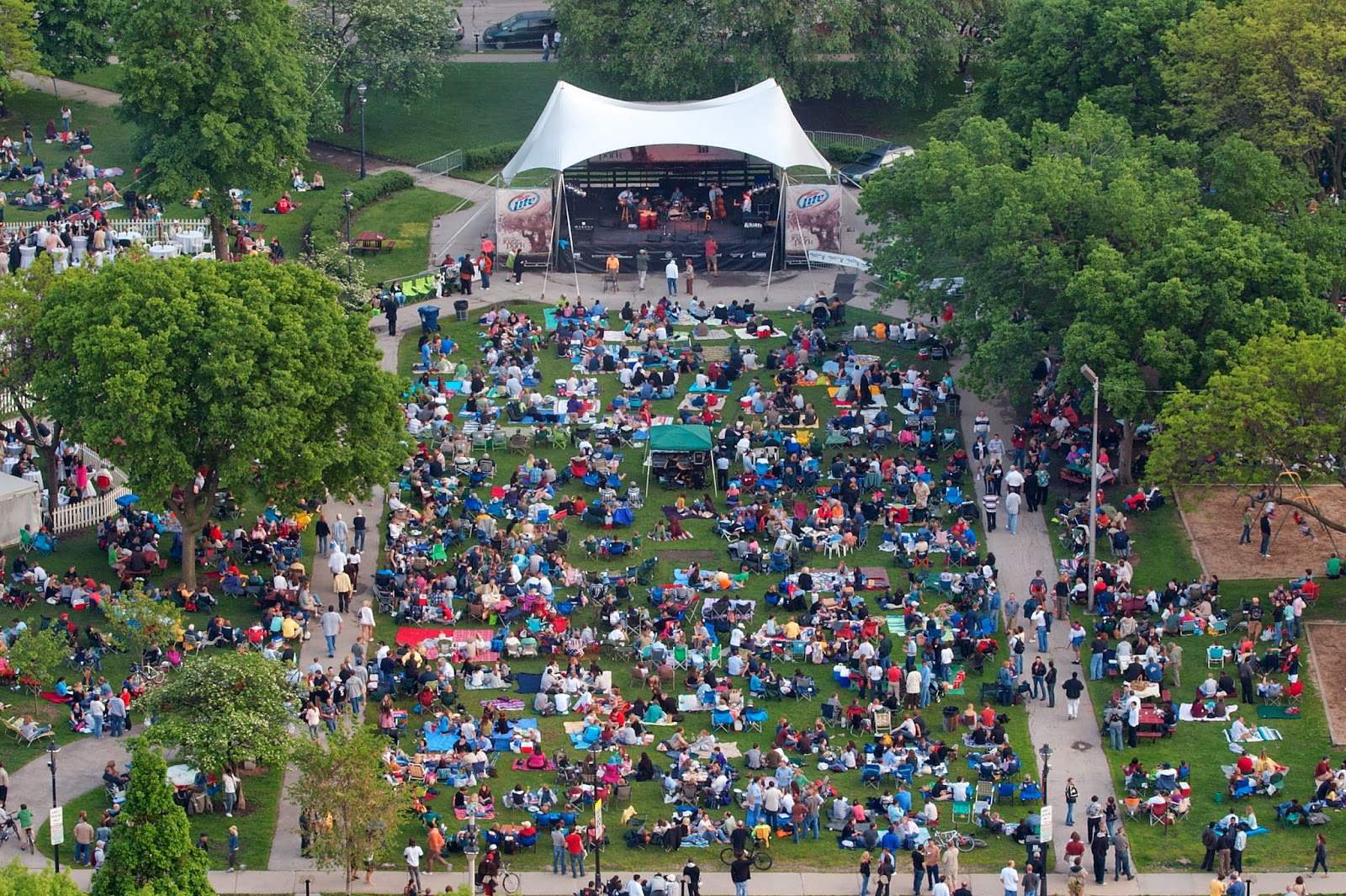 Milwaukee Jazz In The Park