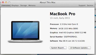 Tips Sebelum Membeli RAM buat MacBook