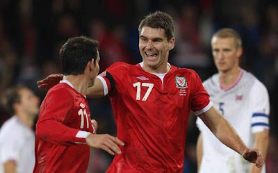 Wales 4 - 1 Norway (3)