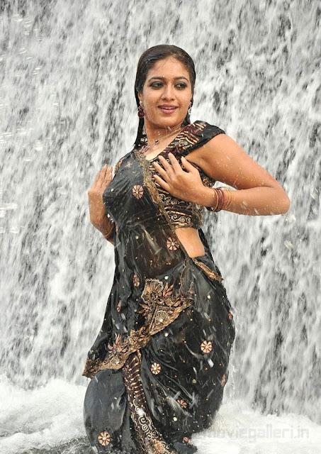 Kanavukannikal Meghna Raj  Wet Stills