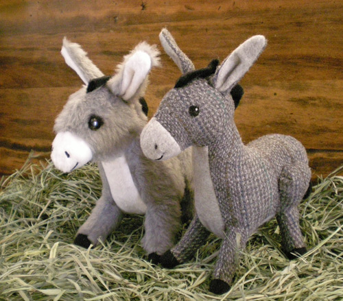 Free Dk Baby Knitting Patterns : ClaireSanders.net: Ri-DONKEY-lous
