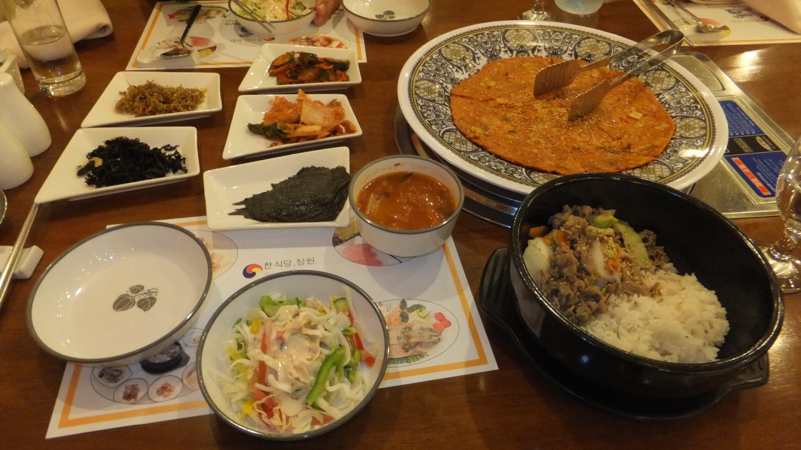 It\'s an expat life for us.: Korean Gardens