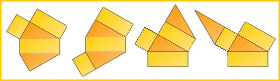 Jaring-jaring Bangun Ruang ~ Math for Fun