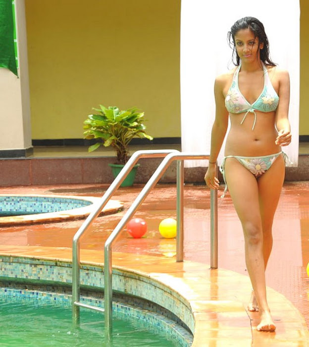 rithika sood in bikini latest photos