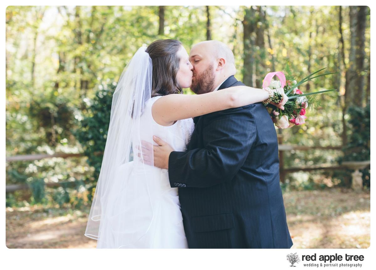 Travis and jen wedding