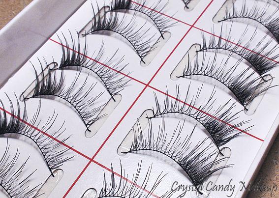 Faux-cils/Eyelashes 319 de MJ (KKCenterHK)